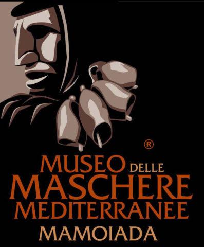 Poster Mediterranean Masks Museum
