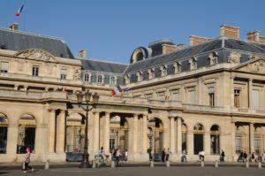 Facade Palais Royal
