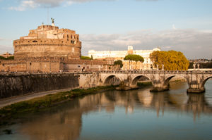 View-Castel-Sant-Angelo