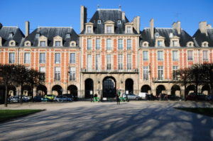 vue Hotel-Particulier-Marais