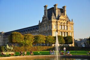 Vue-Louvre